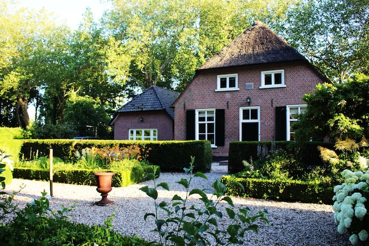 B&B Dubois nabij Doddendael, omgeving Nijmegen