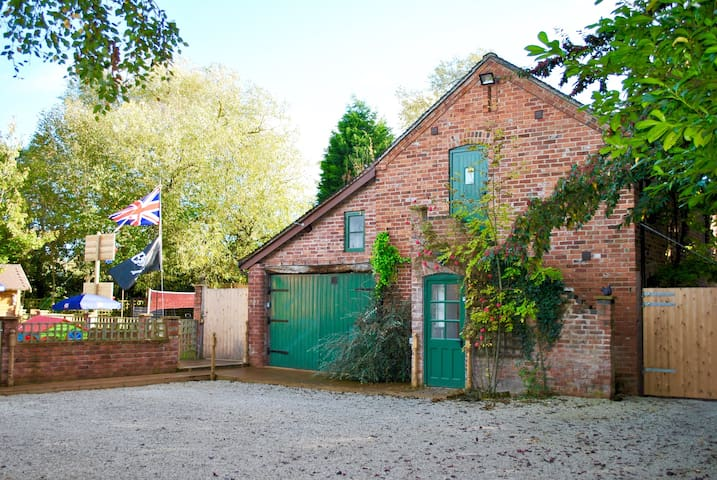 Beautiful secluded hi spec cottage - Milwich - Huis