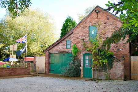 Beautiful secluded hi spec cottage - Milwich - Casa