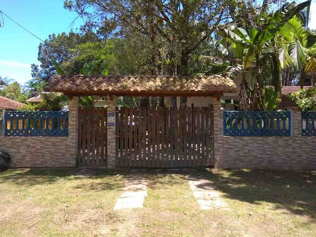 Casa de Praia em Boraceia