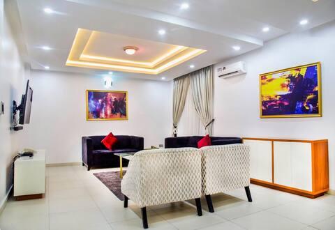 Lagos Shortlet Bella Besidencia 3BR 1F Apartment