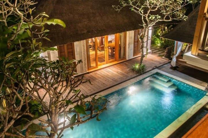 DEWARKA  UBUD Villa & Spa 2 BR private pool