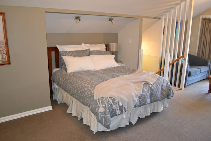 Relocated villa, private room, farm - Lower Hutt - Dom
