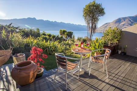 Million Dollar View - imagine waking up to this! - Queenstown - Lägenhet