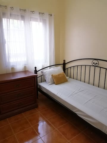 Accommodation for one. 10 min walk to town center