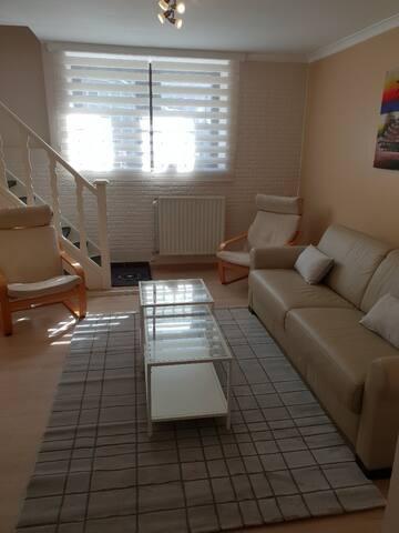 Studio spacieux pour maximum 4 personnes