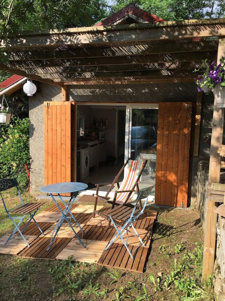 bungalow au pied du Mezenc