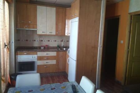 """Apartamento completo a 30""""de León ( La Magdalena)"""
