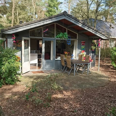 Cottage on a holiday resort - Beekbergen - Bungaló