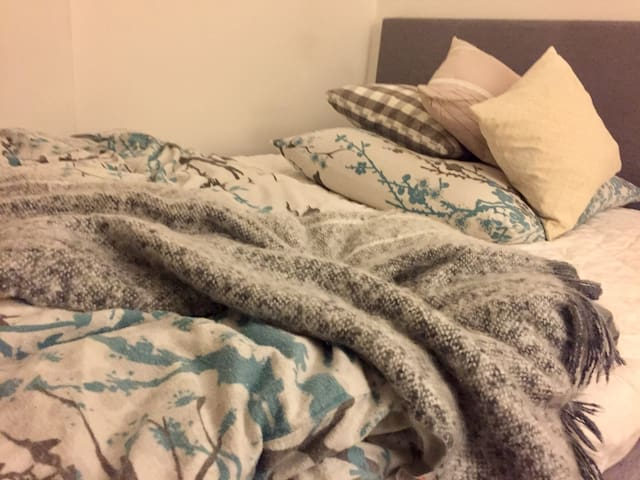 Cozy double bedroom near London Bridge - London - Apartment