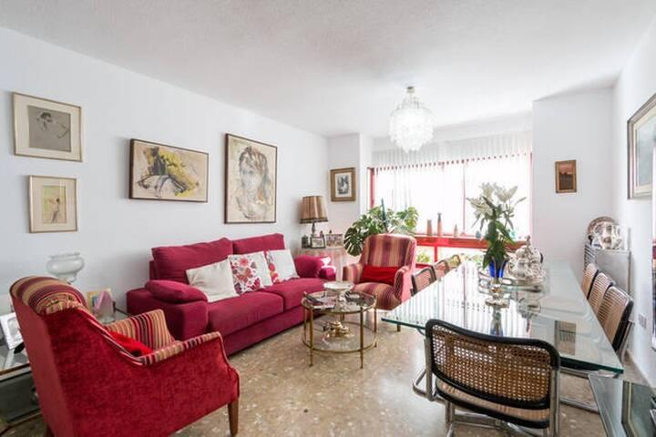 Habitación Doble B&B Centro Ciudad - Granada - Leilighet