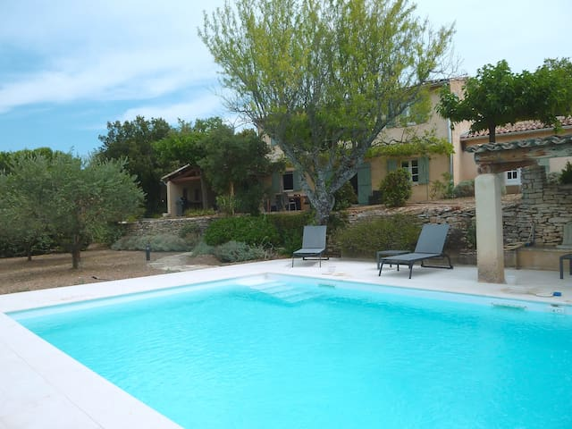 """Villa Bonnieux"" charm and comfort in Luberon - Bonnieux - Villa"