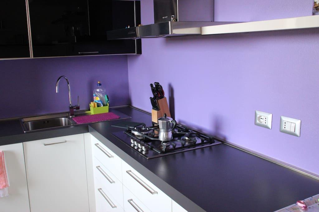 Angolo cucina - Kitchen corner
