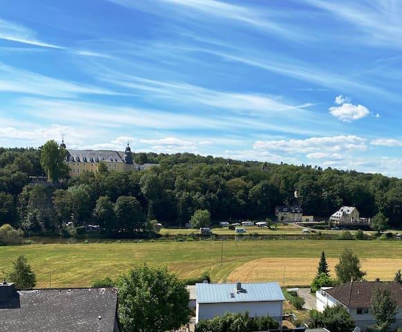 """Ferienwohnung """"Schöne Aussicht"""""""