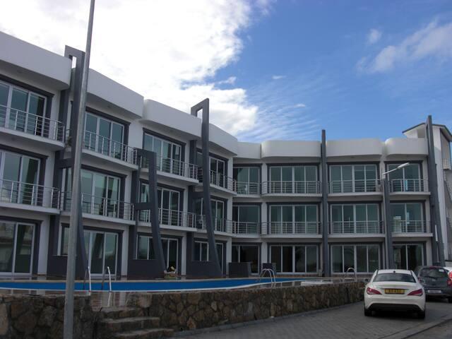 Комфортабельная Студия на Северном Кипре - Alsancak - 公寓