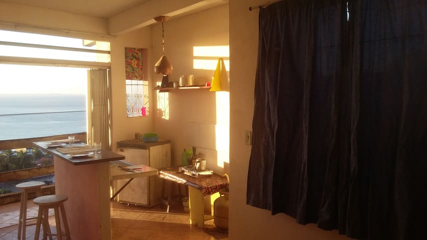 apartamento vista a la baia - Salvador - Appartement