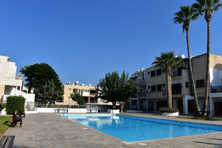 Flat in Protaras Anenue | Swimming Pool | Parking