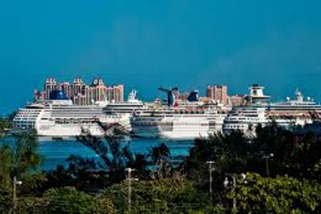 Cruise port only 1.5 miles away