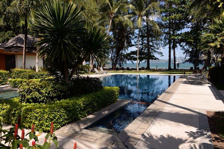 Enjoy a cool dip on a hot Phuket day!