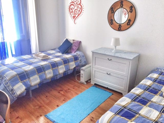 Cozy room in Center Lisbon - Lisboa - Dům
