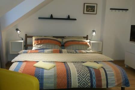 Ubytování QUEST Loket - Bed & Breakfast