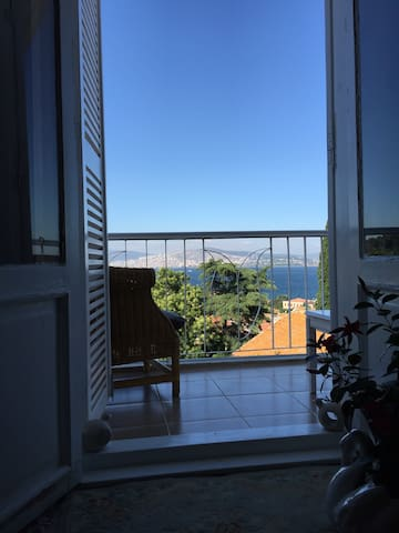 lovely penthouse double room - Heybeliada Mahallesi - Loft