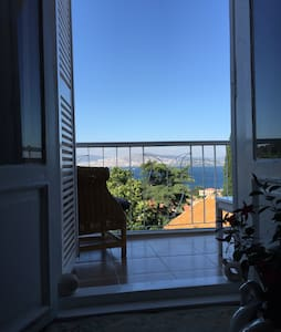 lovely penthouse double room - Heybeliada Mahallesi - Podkroví