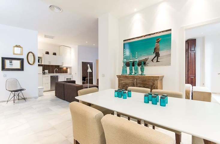 Paz Two Apartment - València - Casa