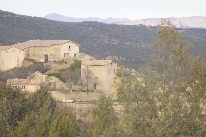 Casa Ventura, authentic house in the pre-pyrenees