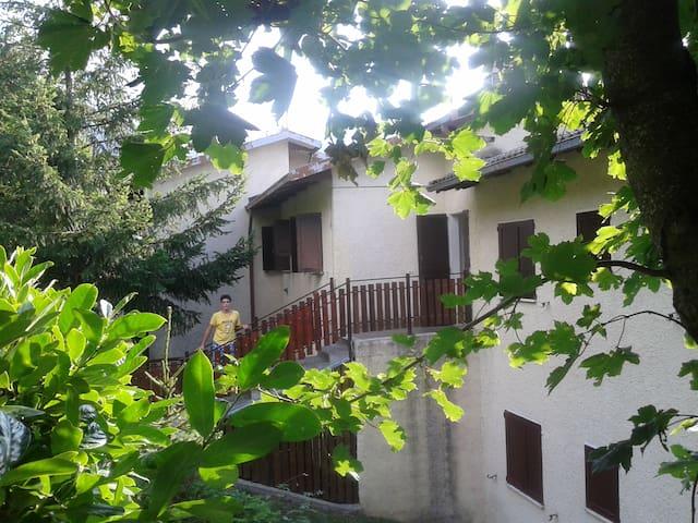 Il nido dell'appennino - Montecreto - Appartement