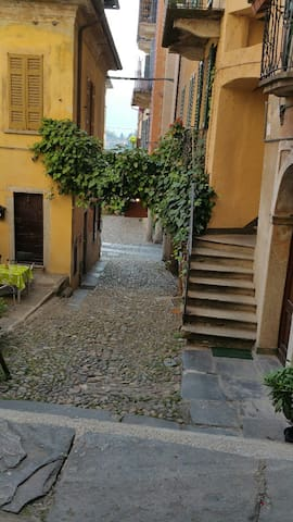 Fantastic apartment in Orta centre. - Orta San Giulio - Leilighet