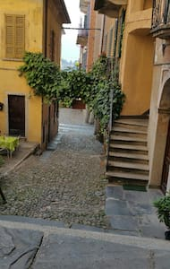 Fantastic apartment in Orta centre. - Orta San Giulio - Wohnung