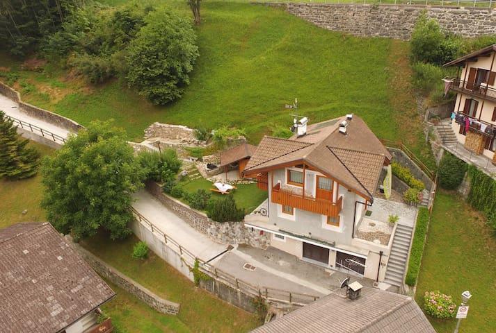 Resort Fontan - Siror - Huis