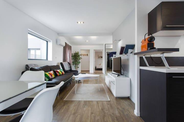 Maison T3  à 15 min hyper centre Toulouse - Roques - Huis