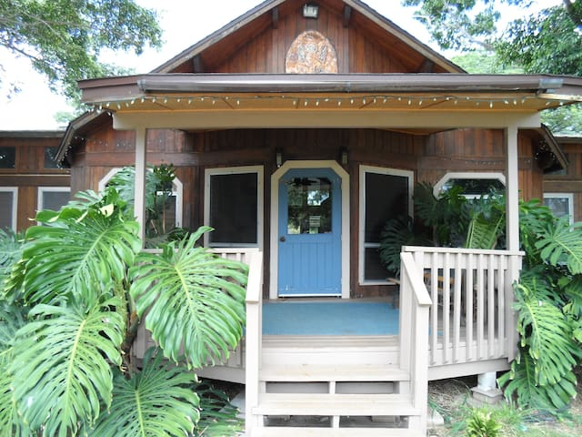 PRIVATE ROOM IN RETREAT HOUSE RM#2 - Waianae - Bed & Breakfast