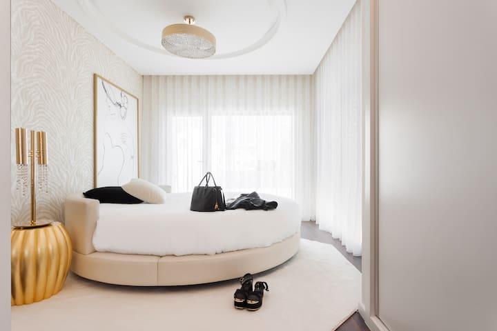 Modern House w/sea view+pool+jacuzz - Carvoeira - Dom