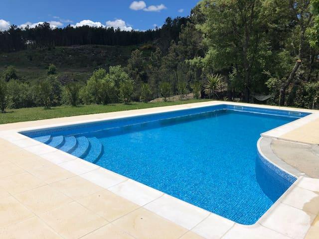 Quinta da Fervenca, private river place to relax..