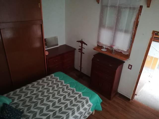"Estancia: ""Carmen"" dormitorio 1"