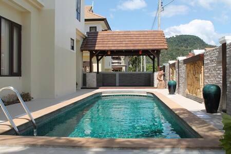 Homely & Comfortable Pool Villa Ao Nang - Ao Nang
