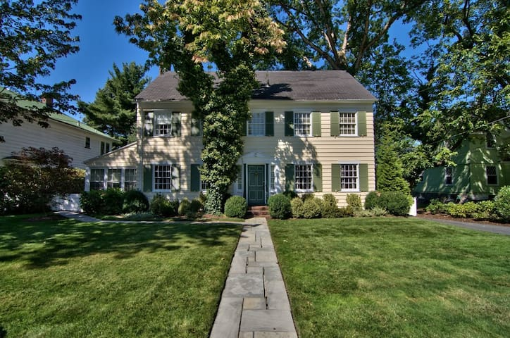 Beautifully furnished colonial home