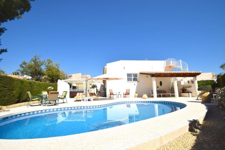 Villa Casa Estrella - La Nucia - Villa