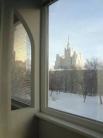 Апартаменты у Белого дома.