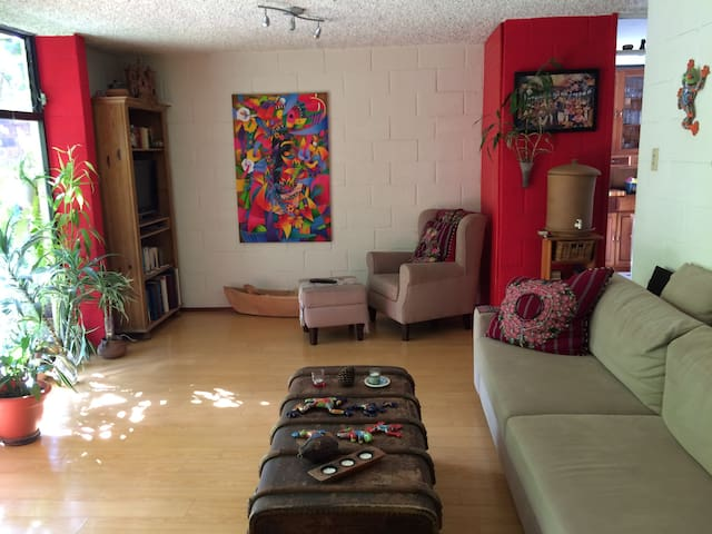 Mi casita acogedora - กัวเตมาลา - บ้าน