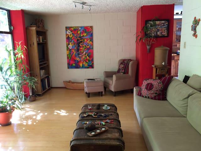 Mi casita acogedora - Guatemala - House