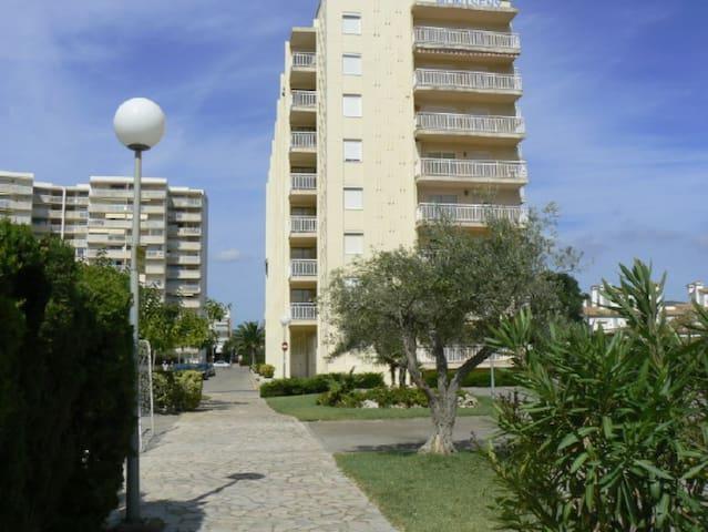 Apartamento en Playa Torre Valentin - Calonge - Wohnung