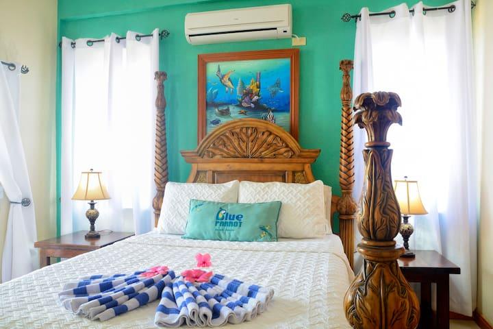 Upper Secondary Bedroom
