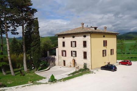 Camere ed appartamenti nel verde - Costacciaro
