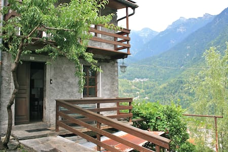 Cozy house in the mountains. - Crodo - Xalet