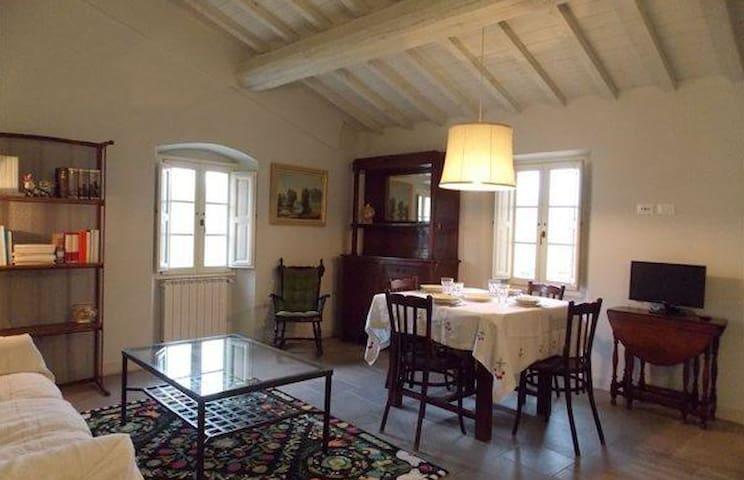 Violet - Il Pilloro | Tuscany Luxury Apartments - Borgo San Lorenzo - Flat