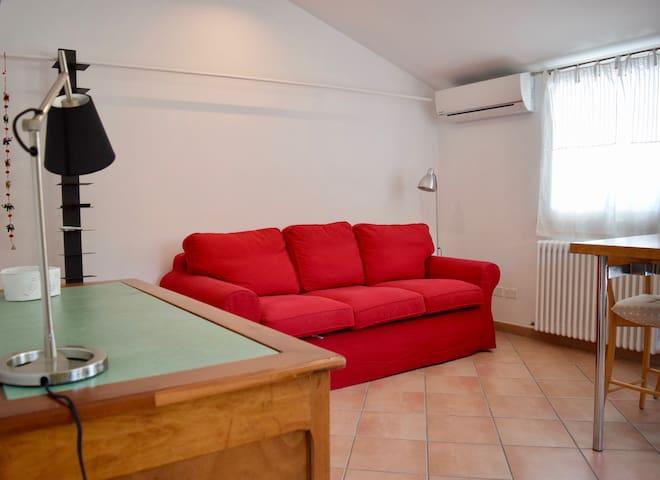 Un attico baciato dal sole nel centro di Riccione - Riccione - Apartament